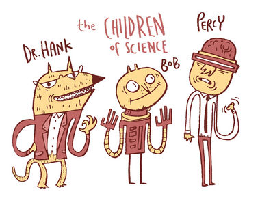 The Children Of Science