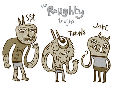 The Roughty Toughs