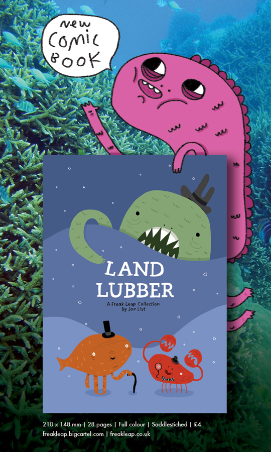 new freak leap collection LAND LUBBER